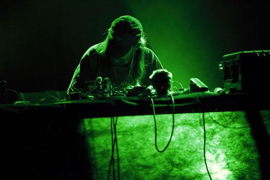 Russell Haswell ©droits réservés